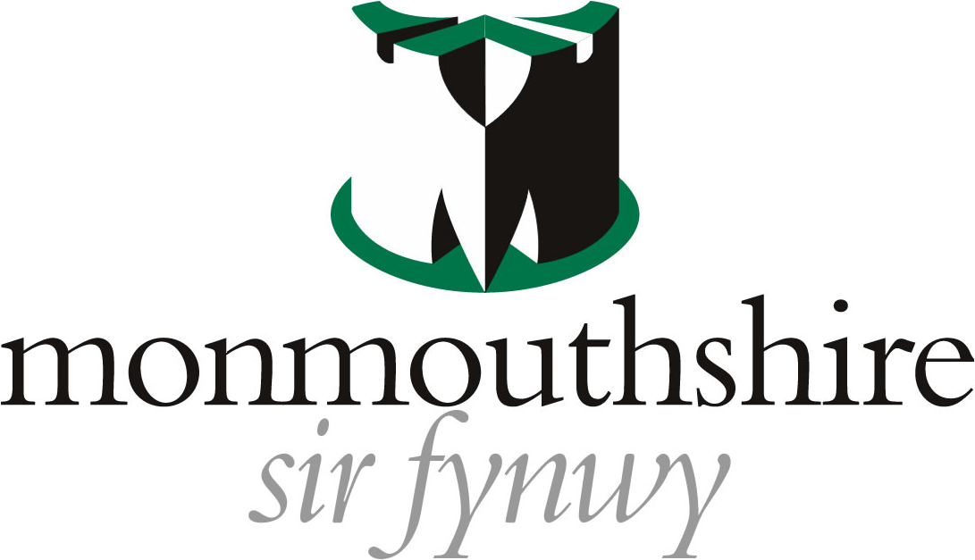 Monmouthshire County Council logo